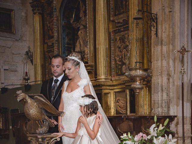 La boda de Alberto y Demelsa en Paredes De Nava, Palencia 17