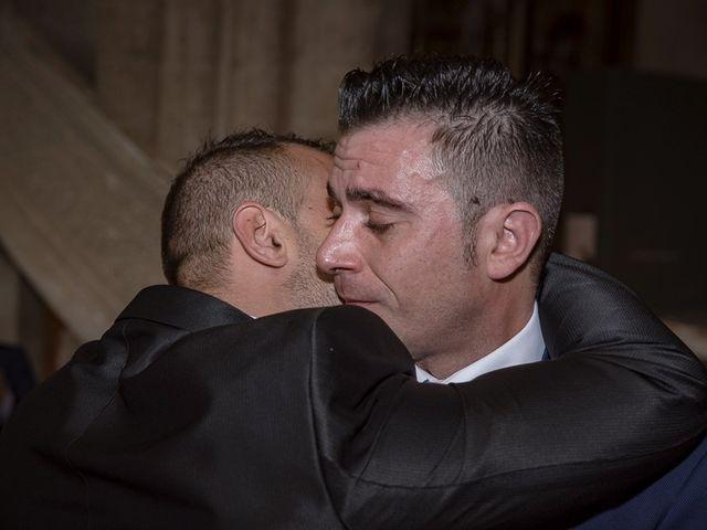 La boda de Alberto y Demelsa en Paredes De Nava, Palencia 21