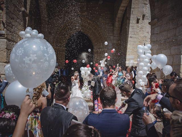 La boda de Alberto y Demelsa en Paredes De Nava, Palencia 27