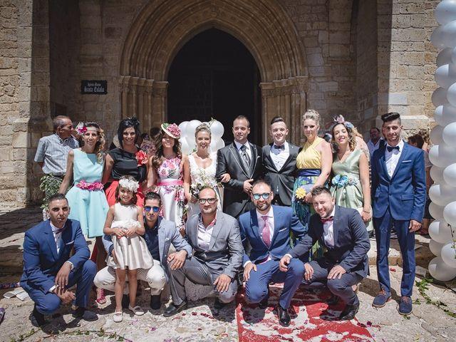 La boda de Alberto y Demelsa en Paredes De Nava, Palencia 28