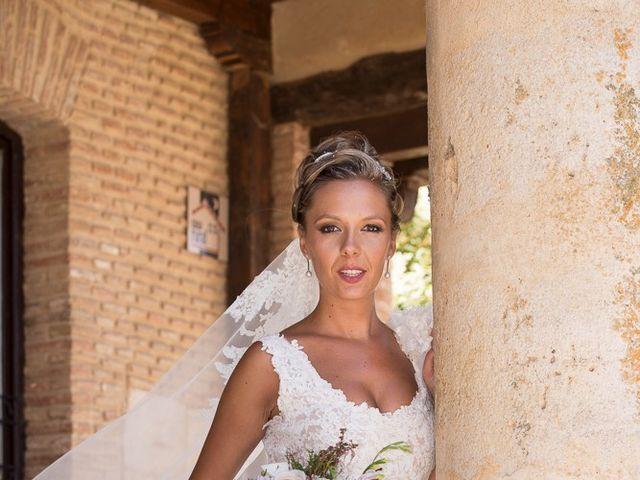 La boda de Alberto y Demelsa en Paredes De Nava, Palencia 30