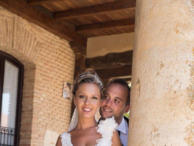 La boda de Alberto y Demelsa en Paredes De Nava, Palencia 31