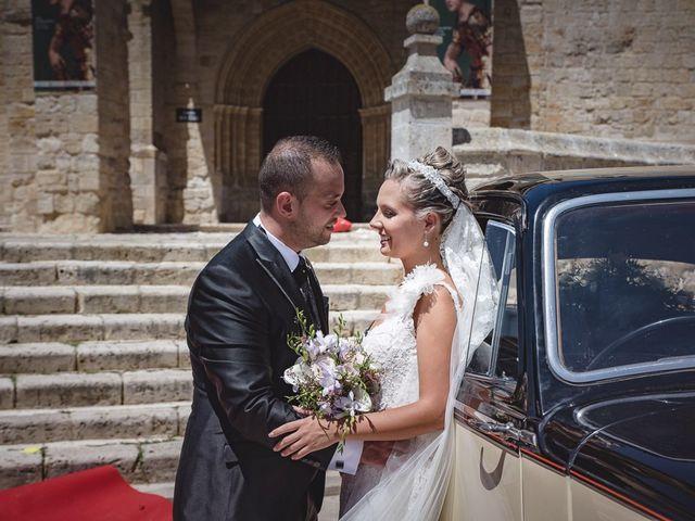 La boda de Alberto y Demelsa en Paredes De Nava, Palencia 34