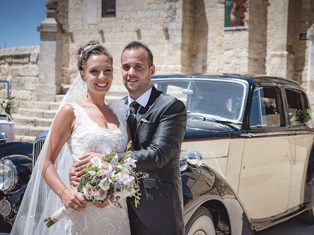 La boda de Alberto y Demelsa en Paredes De Nava, Palencia 35