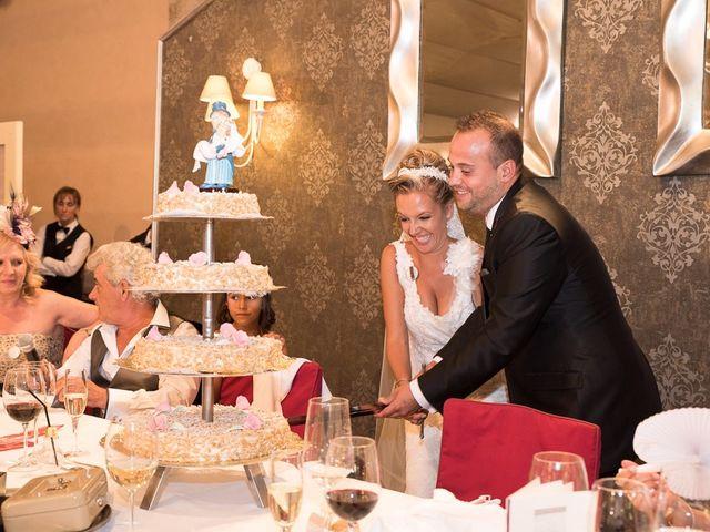 La boda de Alberto y Demelsa en Paredes De Nava, Palencia 46