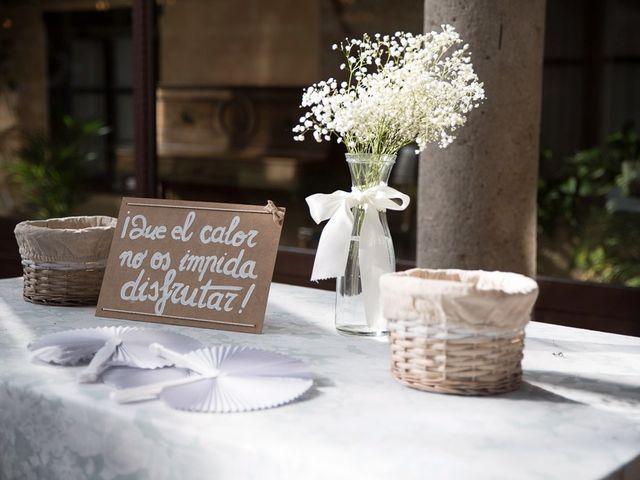 La boda de Alberto y Demelsa en Paredes De Nava, Palencia 51