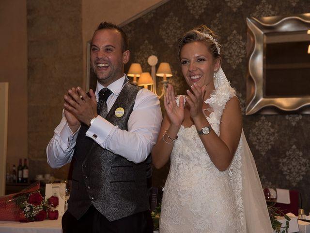 La boda de Alberto y Demelsa en Paredes De Nava, Palencia 52