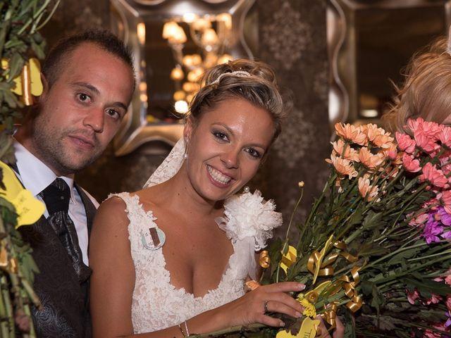 La boda de Alberto y Demelsa en Paredes De Nava, Palencia 54