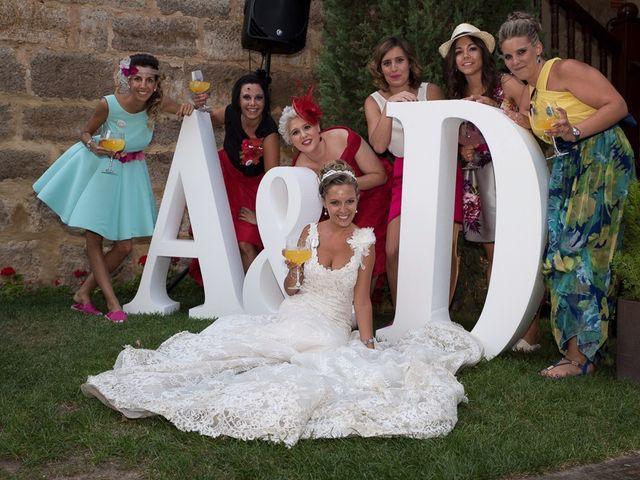 La boda de Alberto y Demelsa en Paredes De Nava, Palencia 59
