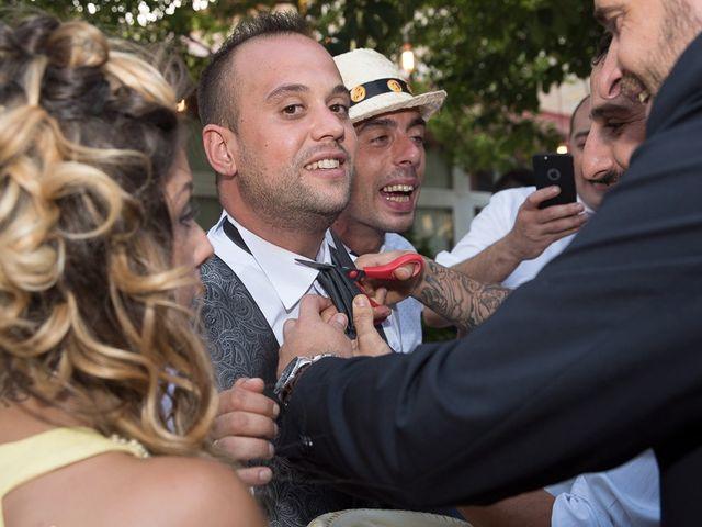 La boda de Alberto y Demelsa en Paredes De Nava, Palencia 60