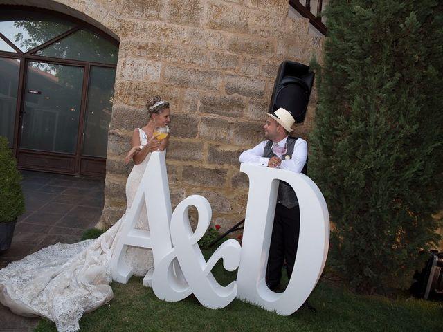 La boda de Alberto y Demelsa en Paredes De Nava, Palencia 64