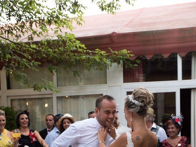 La boda de Alberto y Demelsa en Paredes De Nava, Palencia 65