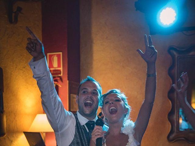 La boda de Alberto y Demelsa en Paredes De Nava, Palencia 67