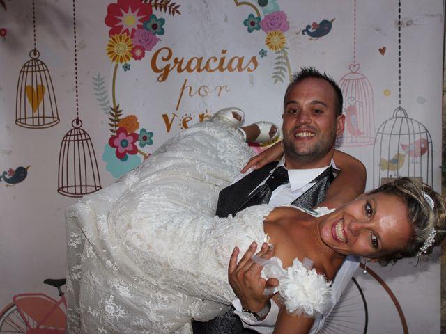 La boda de Alberto y Demelsa en Paredes De Nava, Palencia 73
