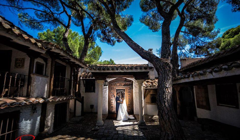 La boda de Eva  y Borja  en Rivas-vaciamadrid, Madrid