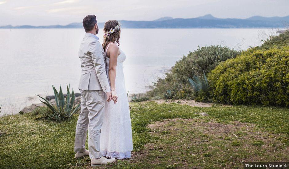 La boda de José Manuel y Cathy en Lluchmajor, Islas Baleares