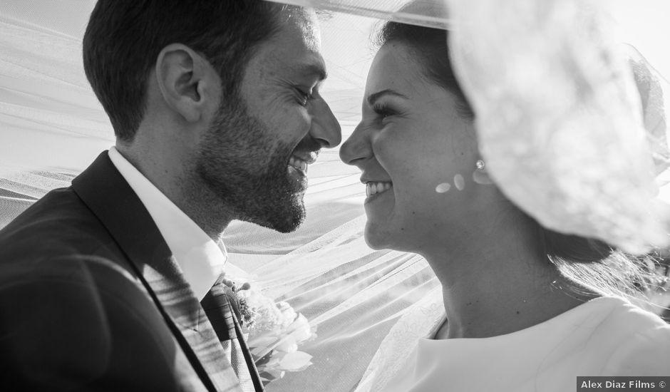 La boda de Tote y Maria en Requijada, Segovia