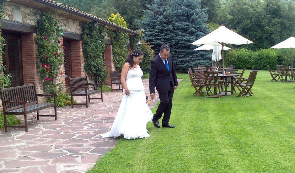 La boda de Cristina y Jose en Viladrau, Girona