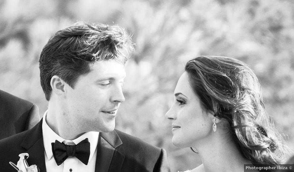 La boda de Sean y Sandra en Eivissa, Islas Baleares