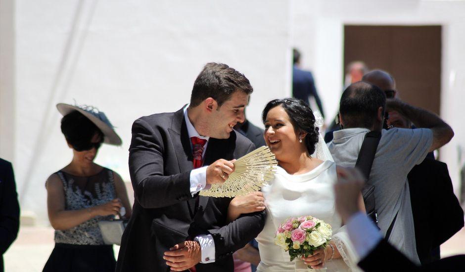 La boda de Juan Pedro y Guadalupe  en Almendralejo, Badajoz