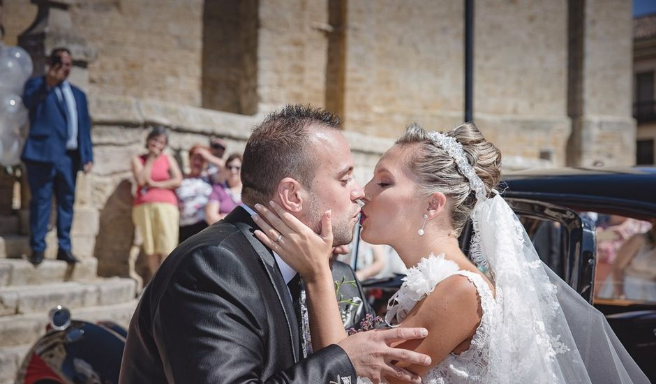 La boda de Alberto y Demelsa en Paredes De Nava, Palencia