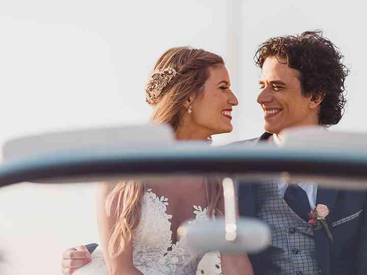 La boda de Alba y José Manuel