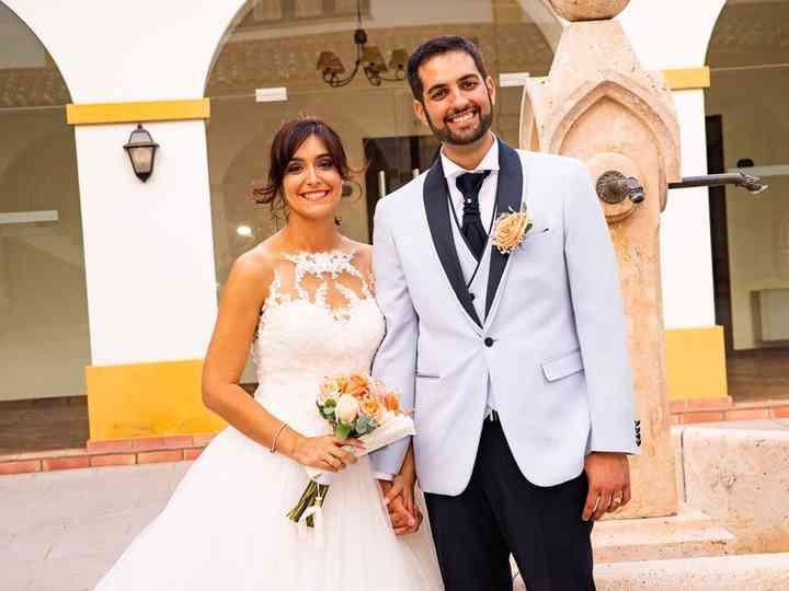 La boda de Pilar  y Sergio