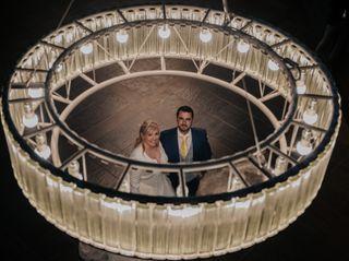 La boda de Mar y Roman