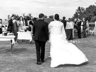 La boda de Paula y Alaa