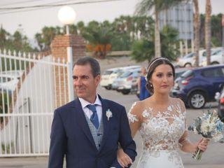La boda de Julio y Irene  2