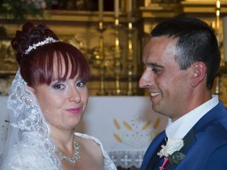 La boda de Vanesa y Emilio