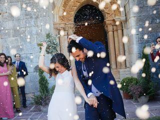 La boda de Alicia y Gonzalo