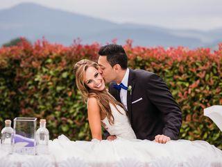 La boda de Natalia y Miguel