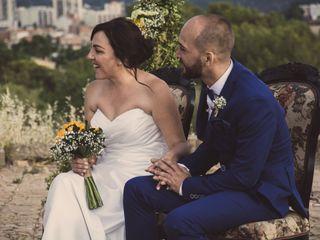 La boda de Edgar y Silvia