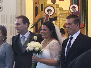 La boda de Isabel y Salvador 1