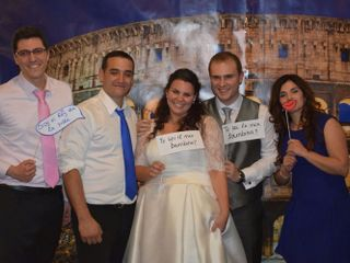 La boda de Isabel y Salvador