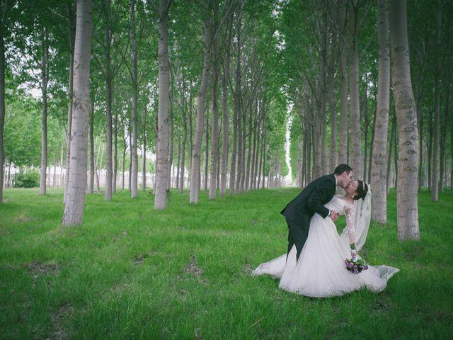 La boda de Mario y Mónica en Sotos De Sepulveda, Segovia 8