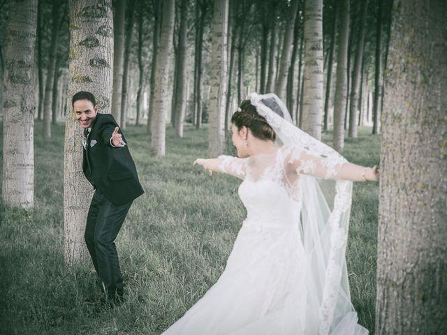 La boda de Mario y Mónica en Sotos De Sepulveda, Segovia 9