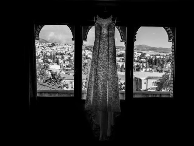 La boda de Ana y Tomás en Cajar, Granada 3