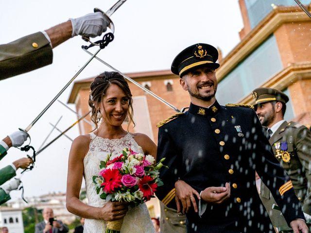 La boda de Tomás y Ana