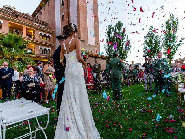 La boda de Ana y Tomás en Cajar, Granada 2