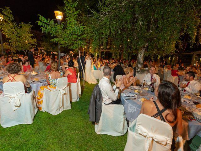 La boda de Ana y Tomás en Cajar, Granada 27