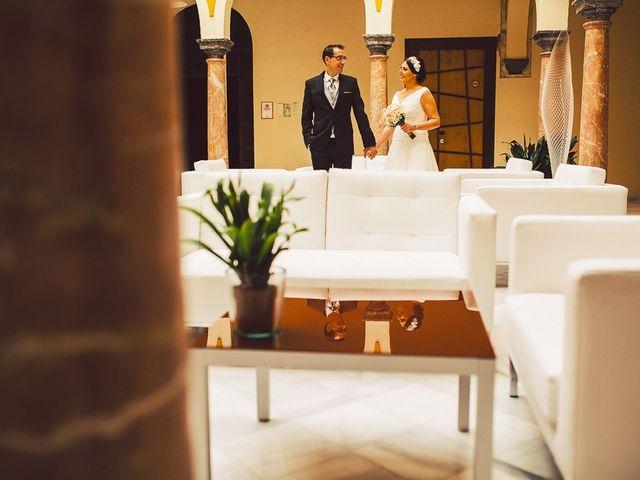La boda de Jesús y Rosa en Sanlucar De Barrameda, Cádiz 6