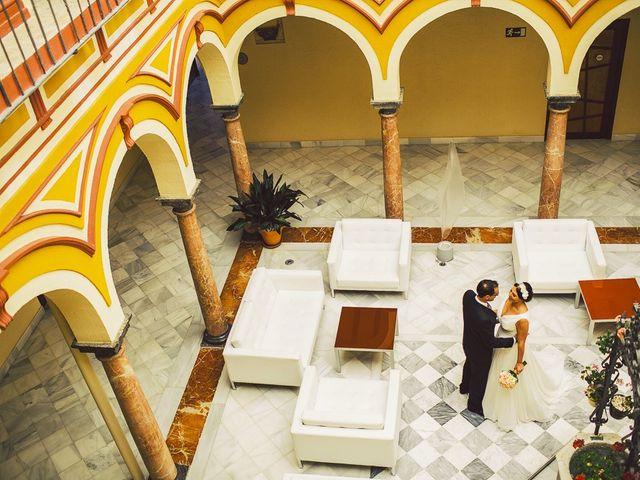 La boda de Jesús y Rosa en Sanlucar De Barrameda, Cádiz 7