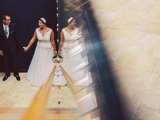 La boda de Jesús y Rosa en Sanlucar De Barrameda, Cádiz 1