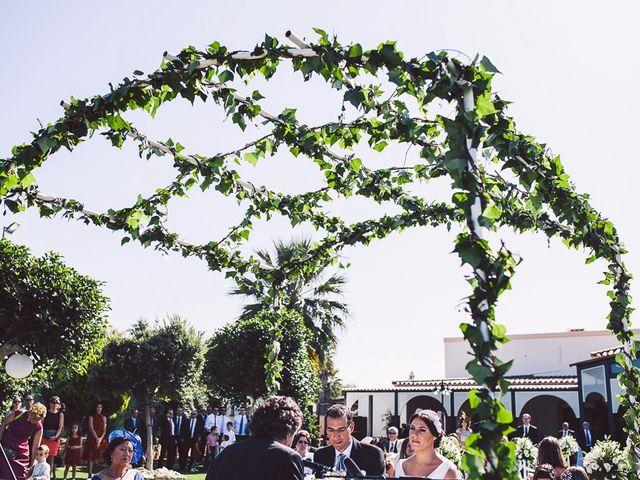 La boda de Jesús y Rosa en Sanlucar De Barrameda, Cádiz 10