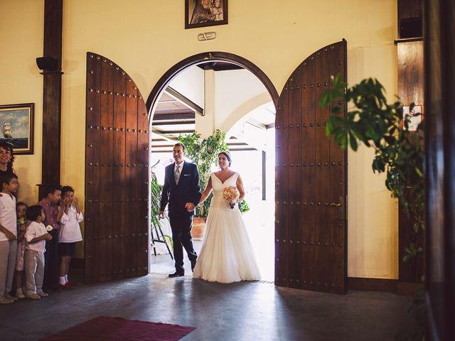 La boda de Jesús y Rosa en Sanlucar De Barrameda, Cádiz 16