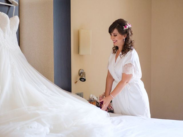 La boda de Dani y Sara en Aranjuez, Madrid 28