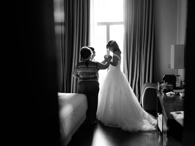 La boda de Dani y Sara en Aranjuez, Madrid 29