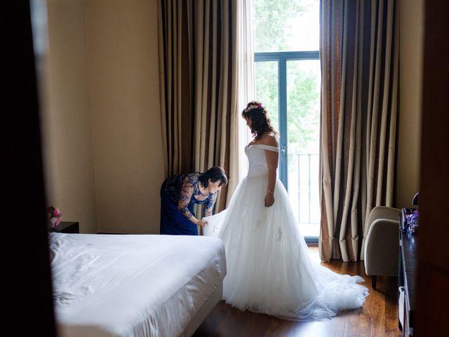 La boda de Dani y Sara en Aranjuez, Madrid 30